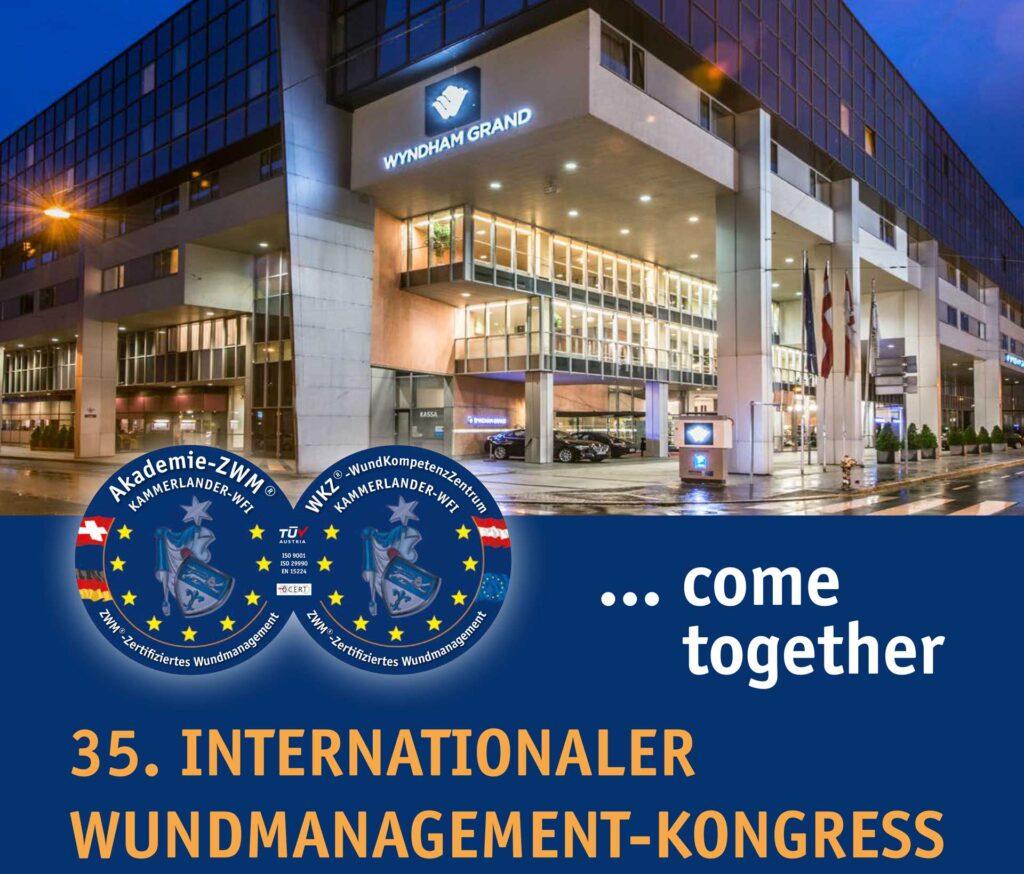 35. Internationaler Wundmanagement Kongress