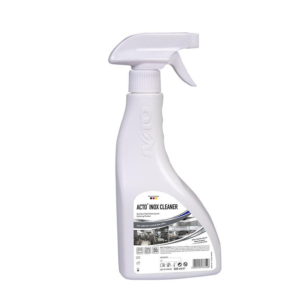 Acto Inox Cleaner 500ML EN
