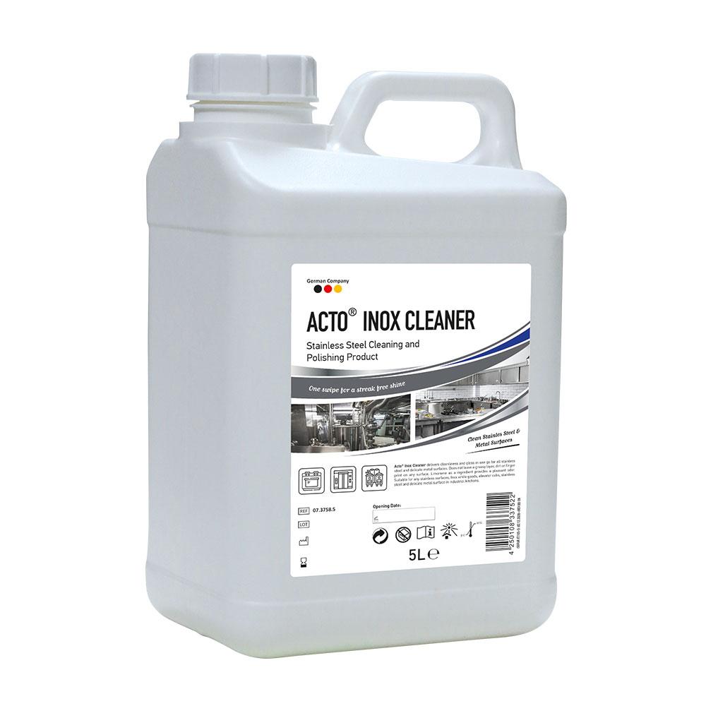 Acto Inox Cleaner 5L EN