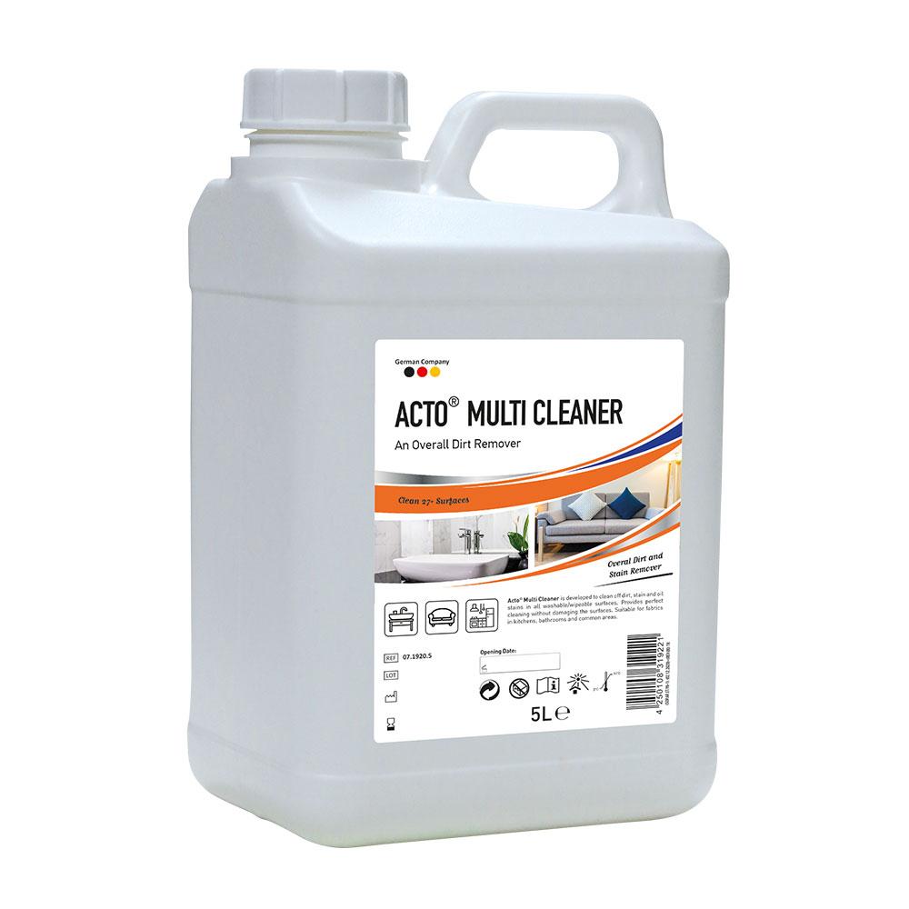 Acto Multi Cleaner 5L EN
