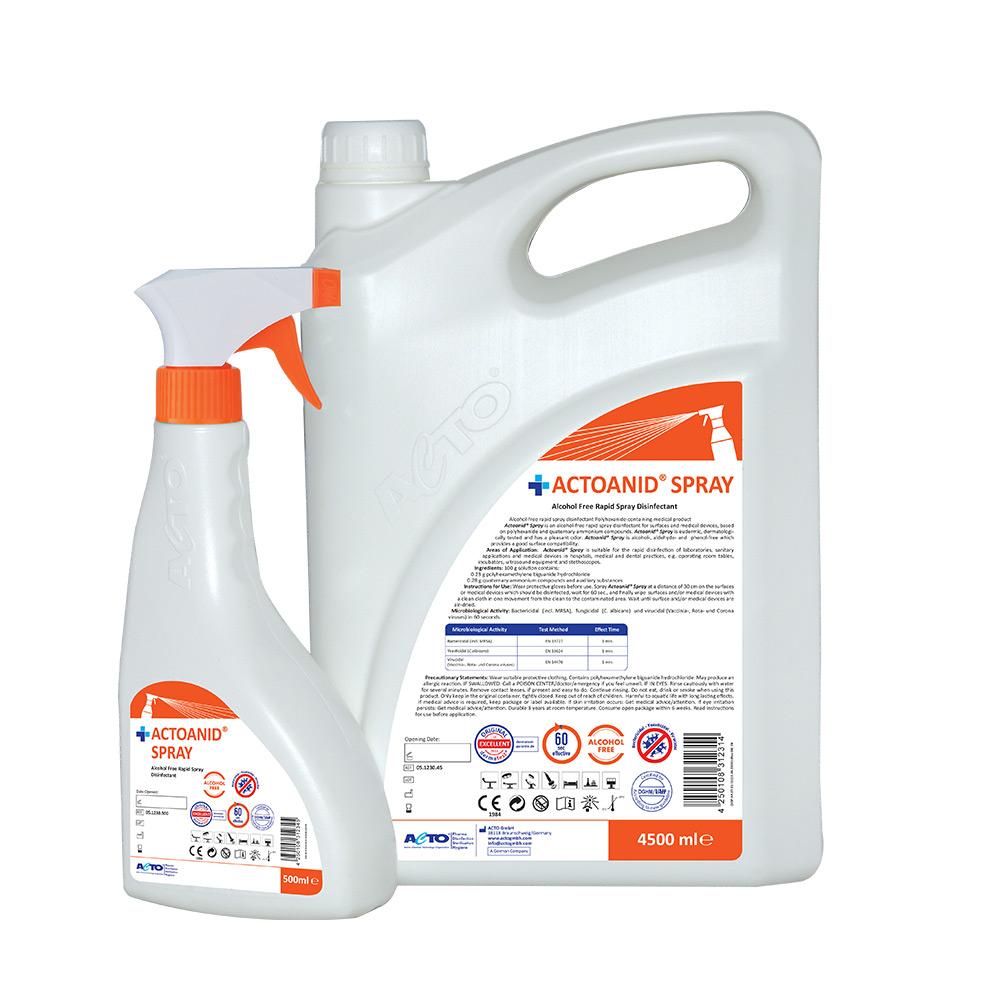 Actoanid Spray EN 4500ml