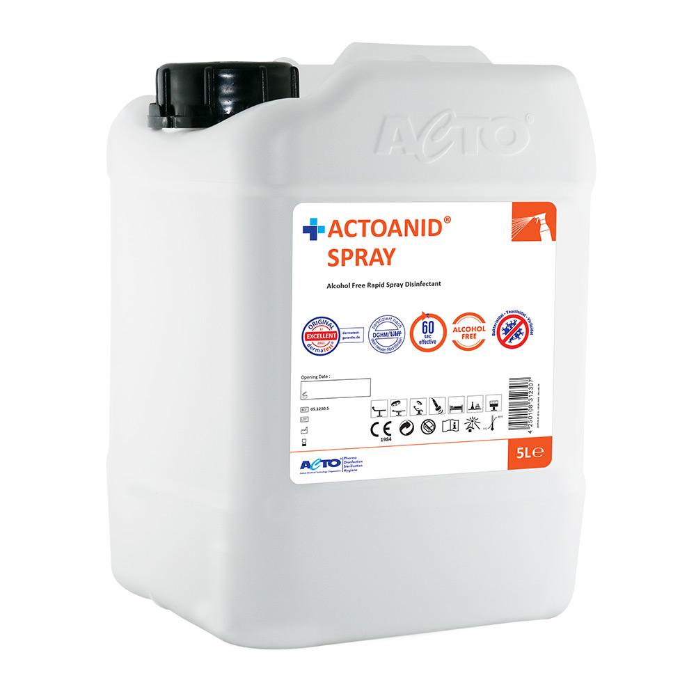 Actoanid Spray EN 5L
