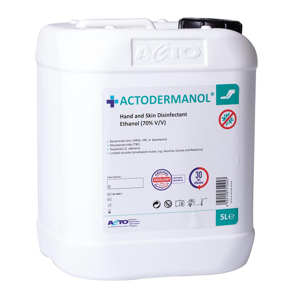 Actodermanol 5 L