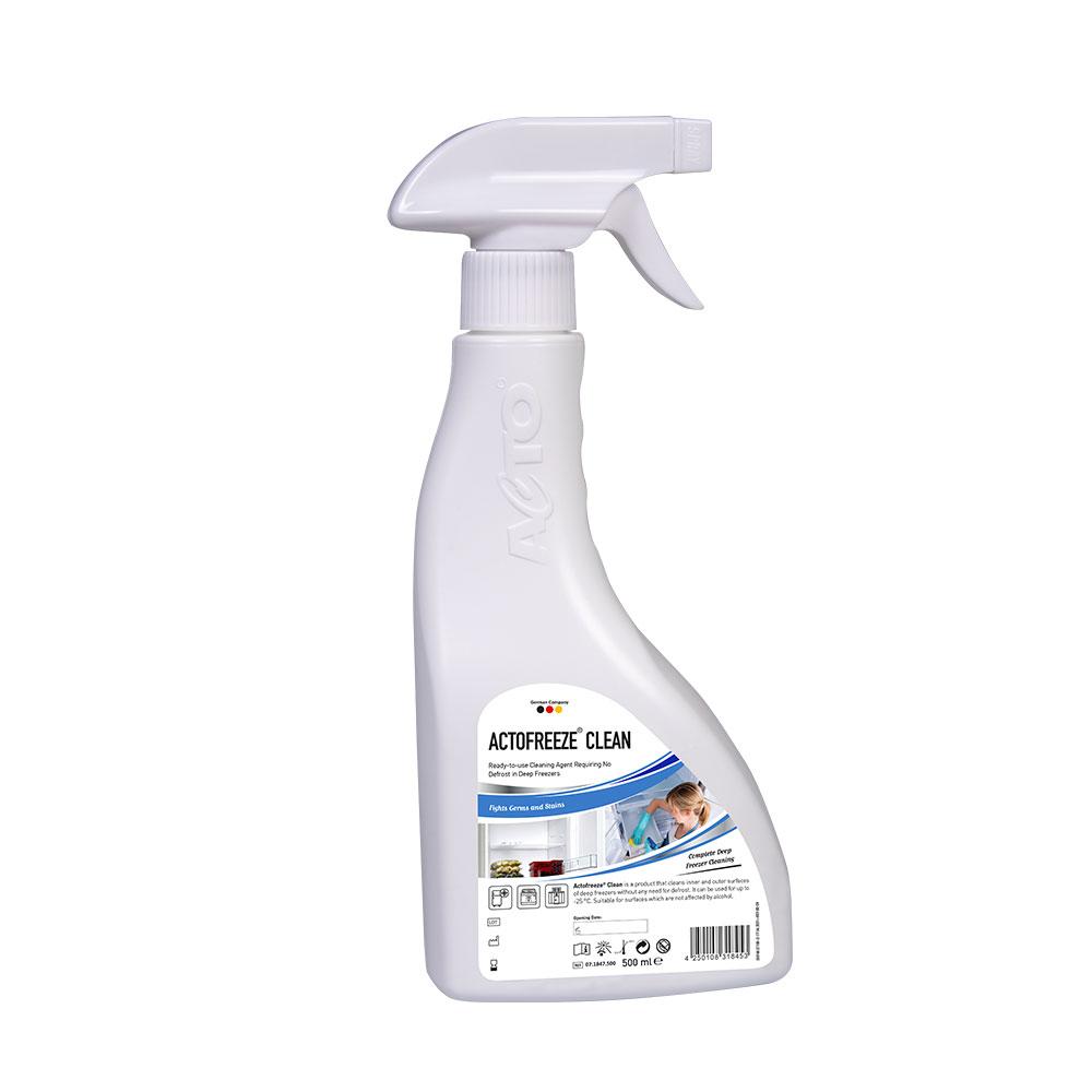Actofreeze Clean 500ML EN