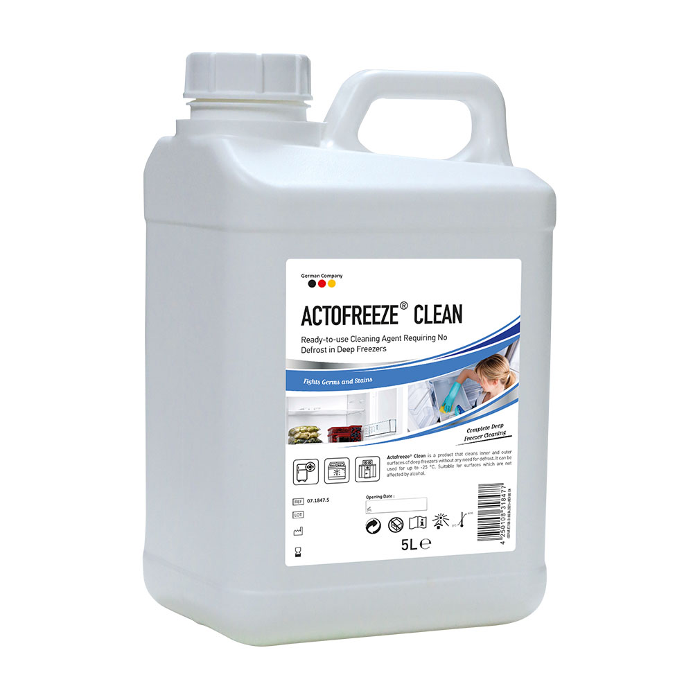 Actofreeze Clean 5L EN