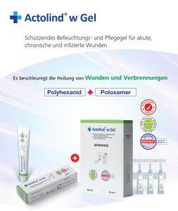 Actolind®w Gel