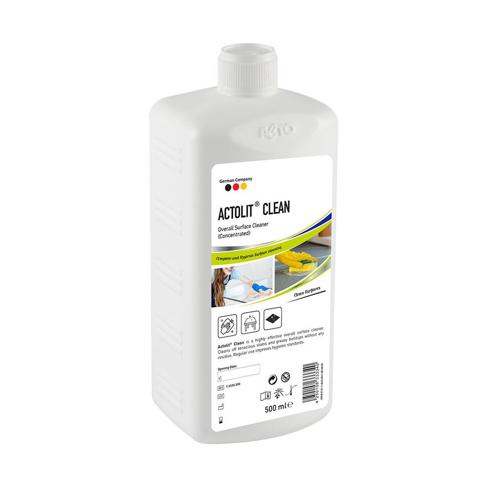 Actolit Clean 500ML EN