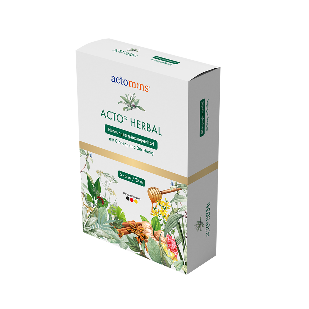 Actomins Acto Herbal