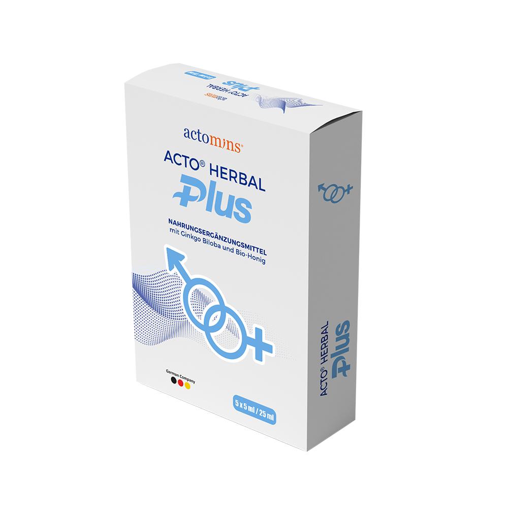 Actomins Acto Herbal Plus