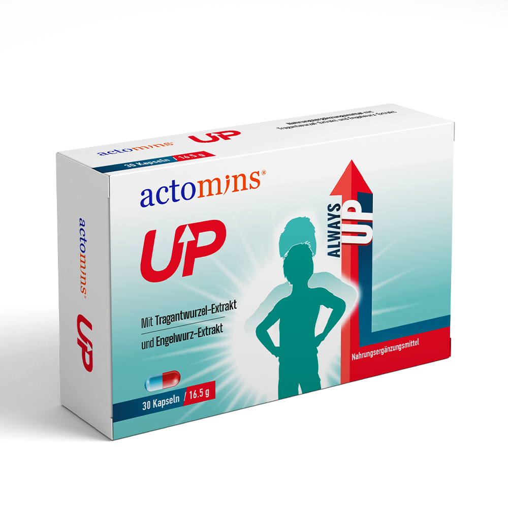 Actomins Up