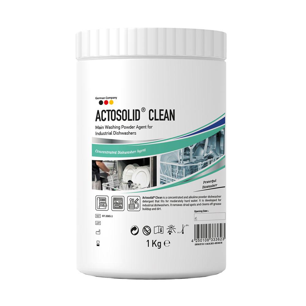 Actosolid Clean 1 kg EN