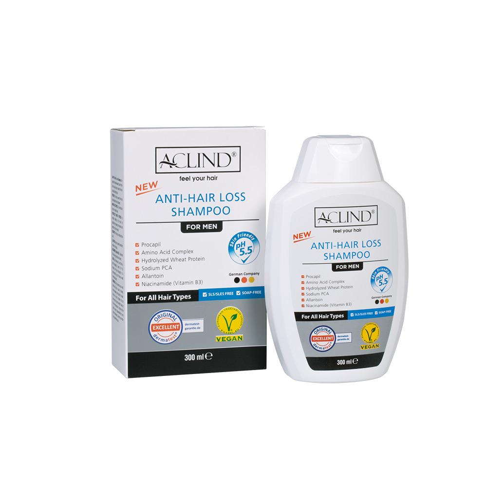 Anti Hair Loss Shampoo Men EN 300ml