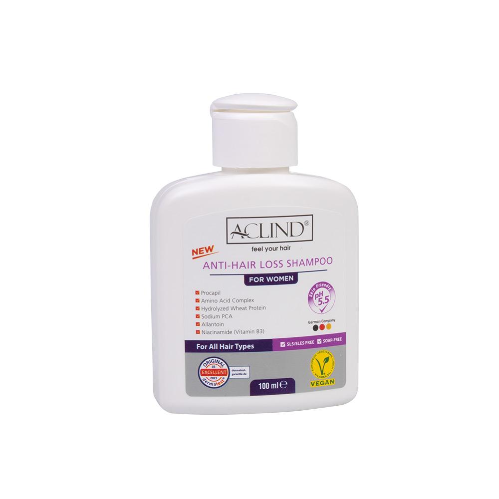 Anti Hair Loss Shampoo Women EN 100ml