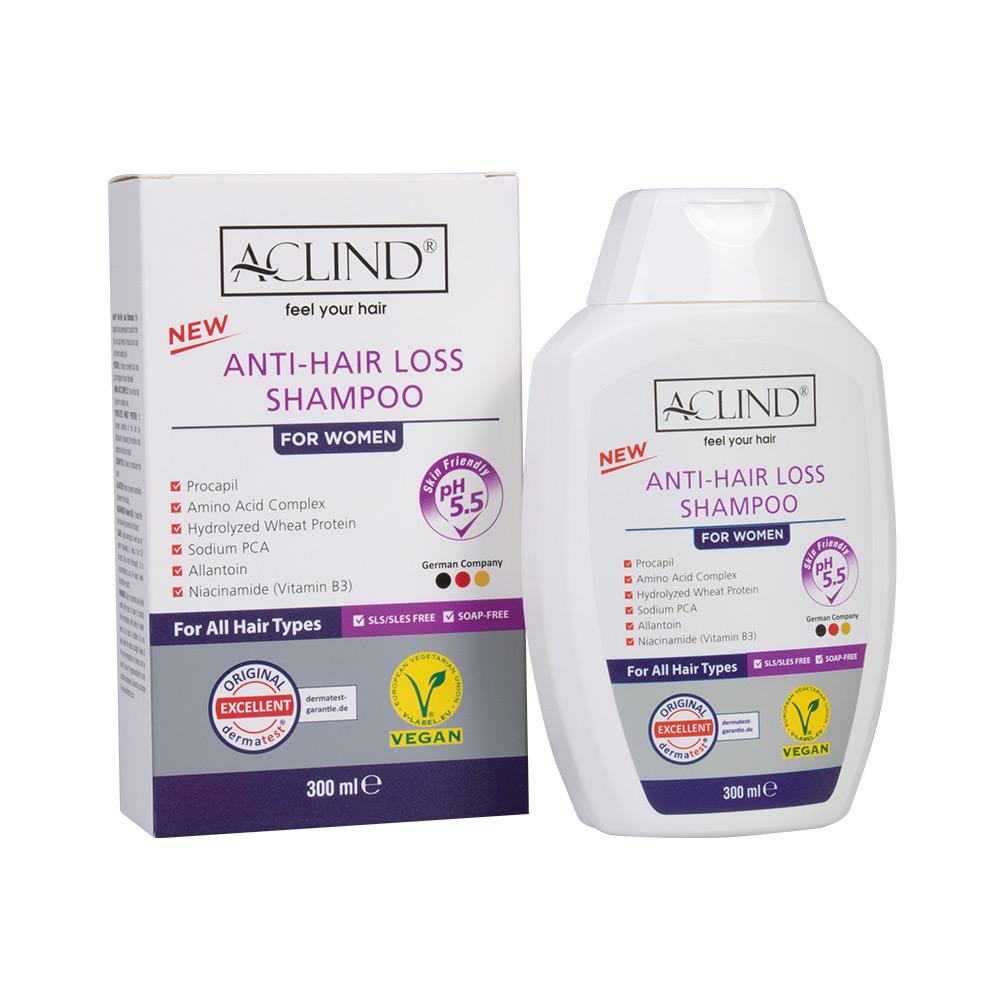 Anti Hair Loss Shampoo Women EN 300ml