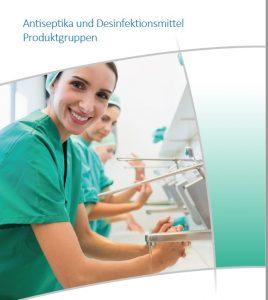 Antiseptika und Desinfektionsmittel Produktgruppen