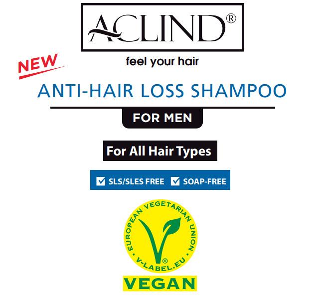 aclind shampo man