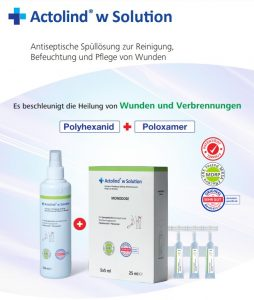 actolind w solution broshure