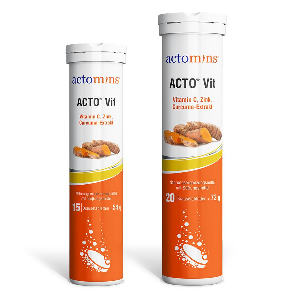 actomins actovit