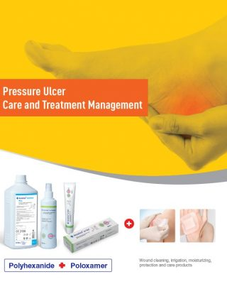 Pressure Ulcer Care and Treatment Management catalog